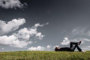 Le blogueur zen se détend